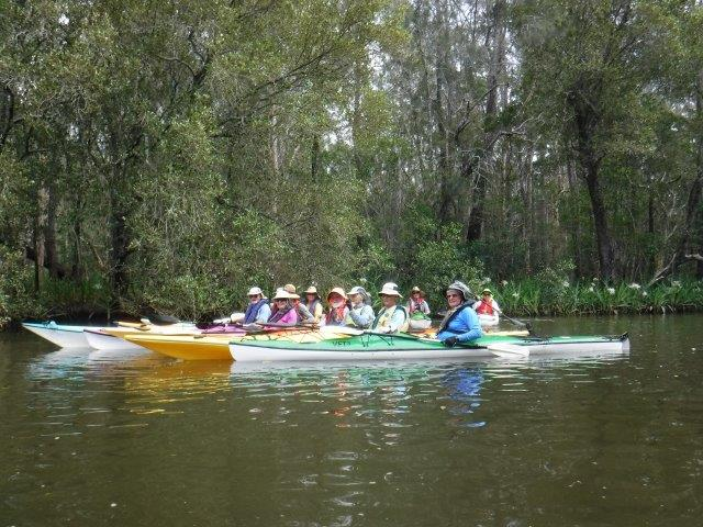 Greg's Anabranch Paddle
