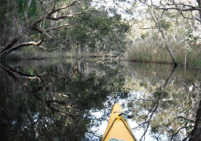 Saltwater Creek & Lagoon at South WestRocks