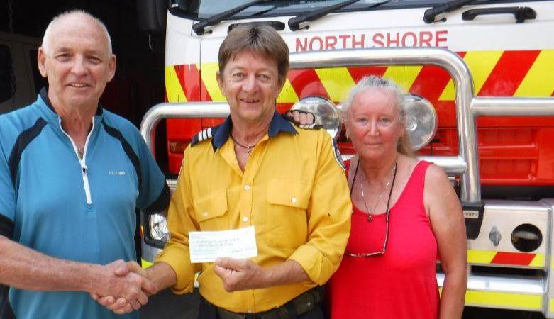 PMHCC donates $1000 to local rural fire brigade