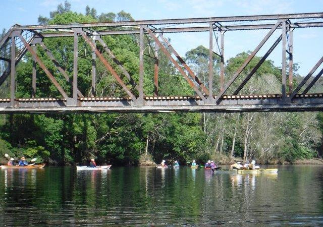 Camden Haven River atKendall